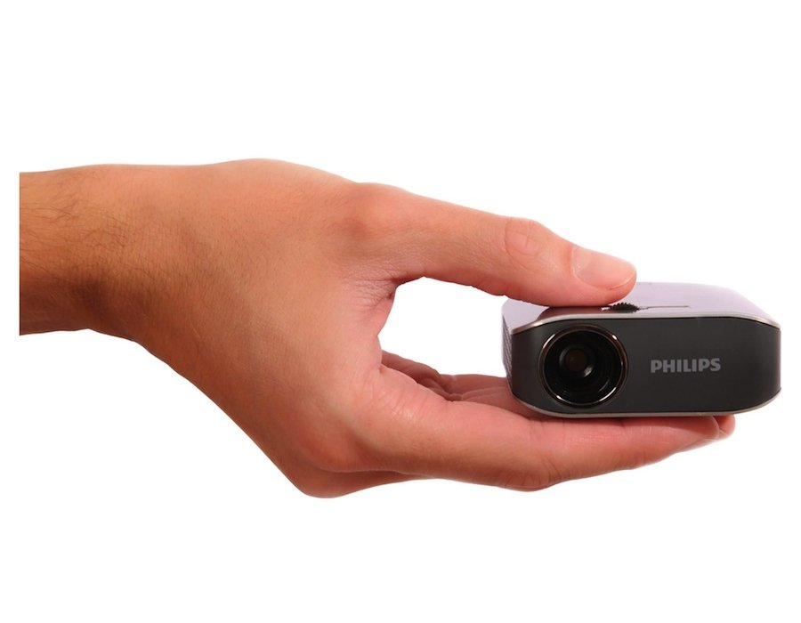 Reviewed philips picopix ppx2055 pocket projector for Miroir 50in projector review