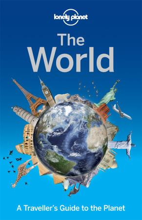 Book Reviewed Lonely Planet The World Travgear