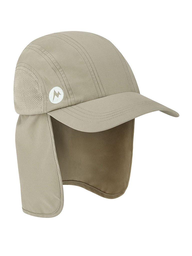 REVIEWED  Marmot Simpson Convertible Hiking Cap - Travgear.com a767aa66425