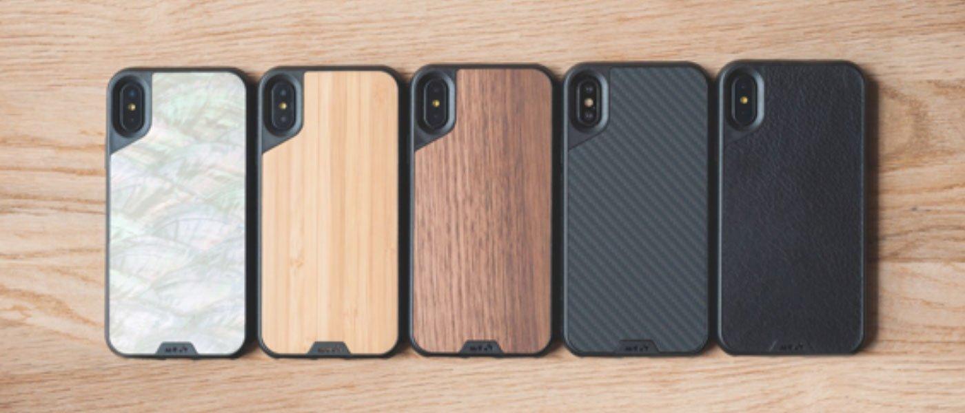timeless design cf19c 33cfb REVIEWED: Mous Limitless phone case - Travgear.com